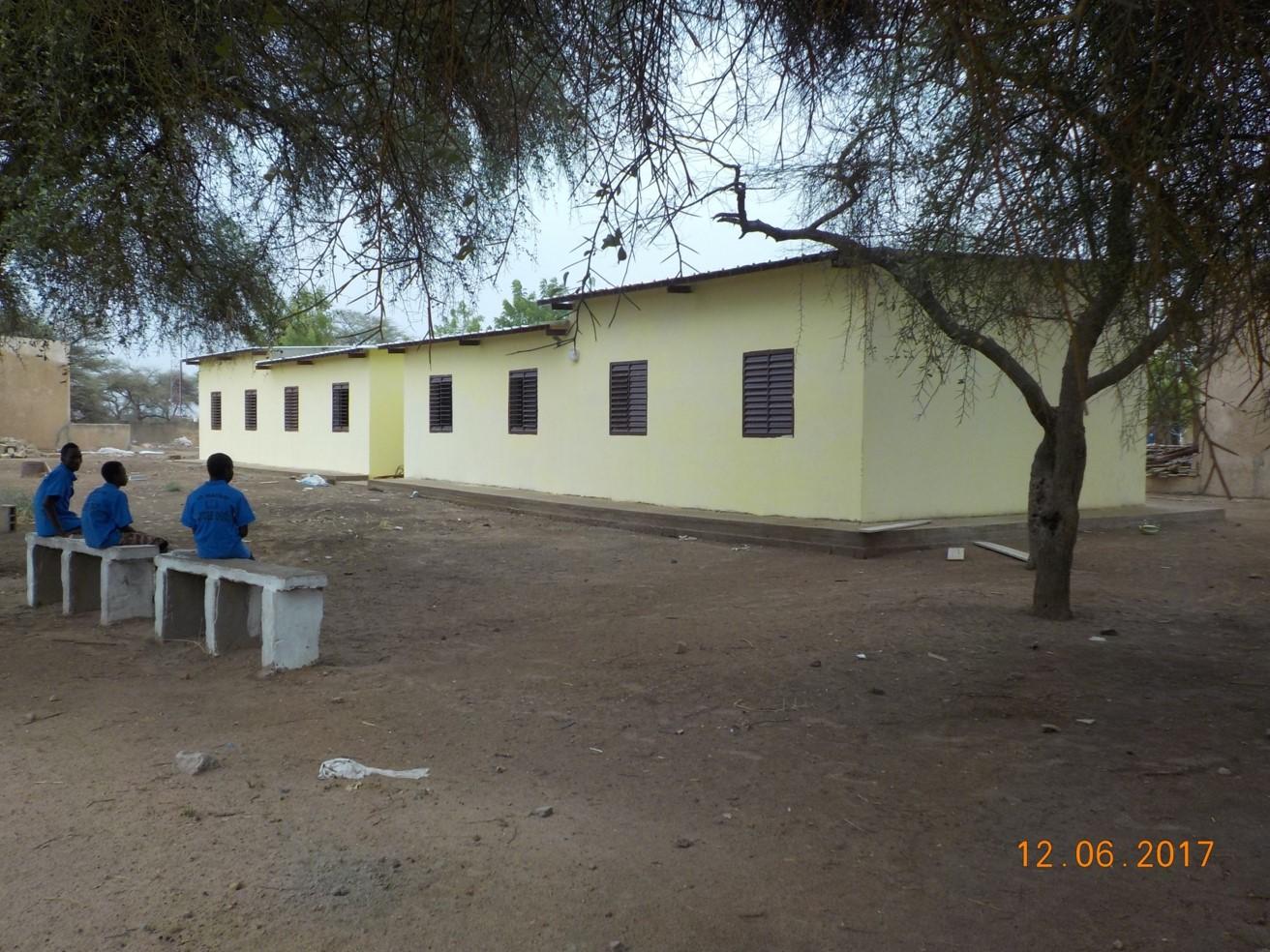Scuola Ogo2 in Senegal